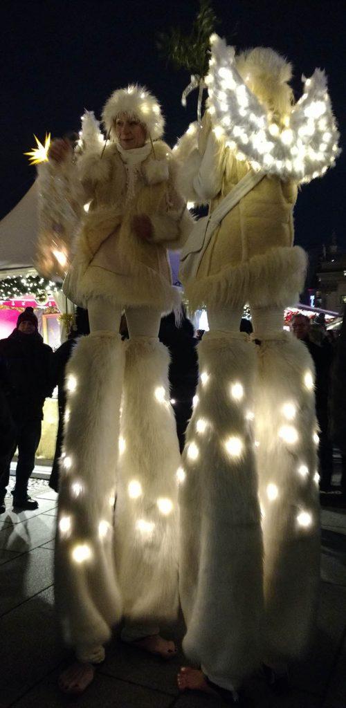 fadas natal Gendarmenmarkt