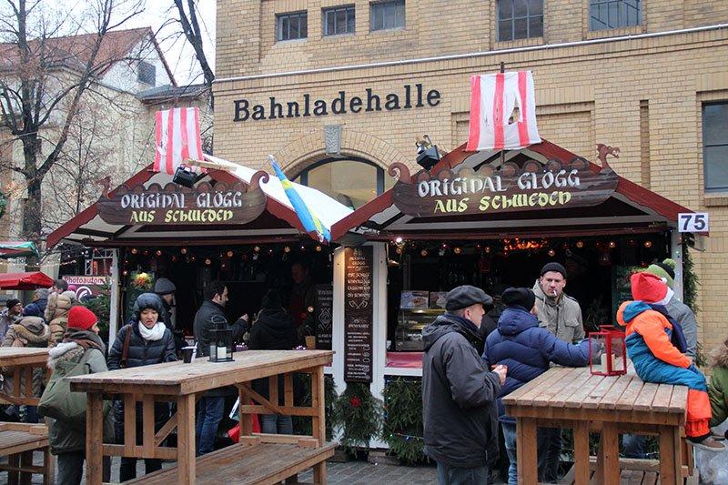 feira de natal berlim cervejaria kulturbrauerei
