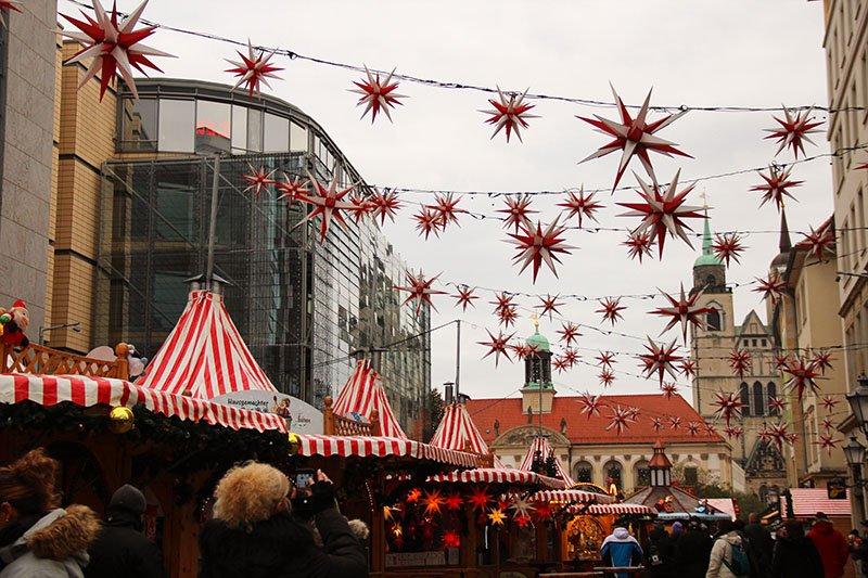feira de natal em magdeburg alemanha