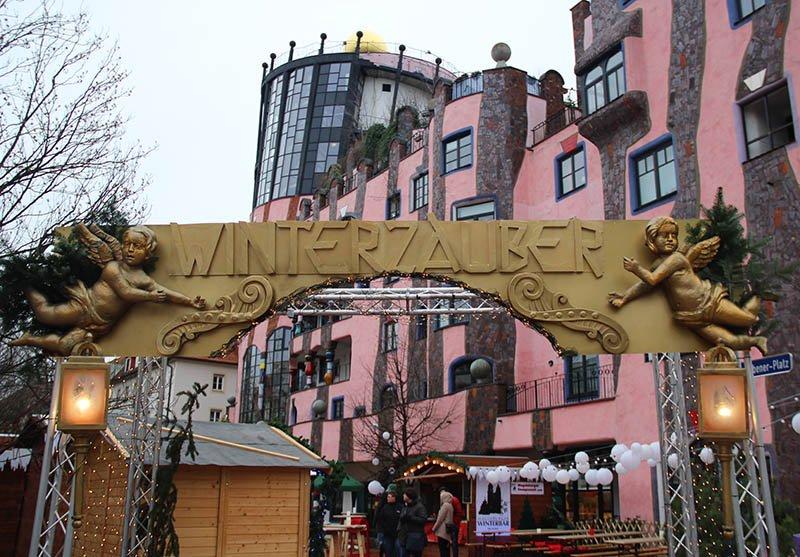 feira de natal grune zitadelle magdeburg