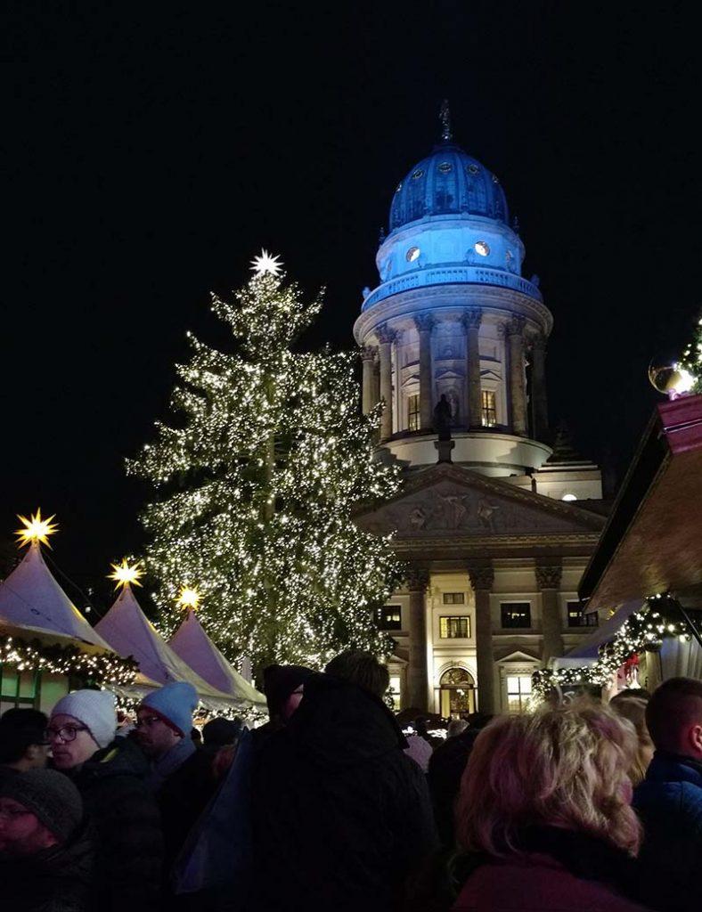 gendarmenmarkt festa de natal berlim