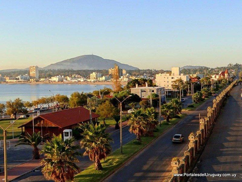 guia de praias no uruguai piriapolis