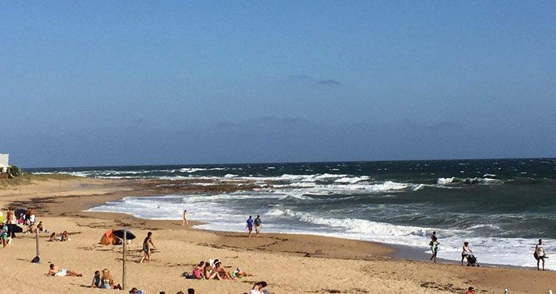 la paloma praia no uruguai roadtrip
