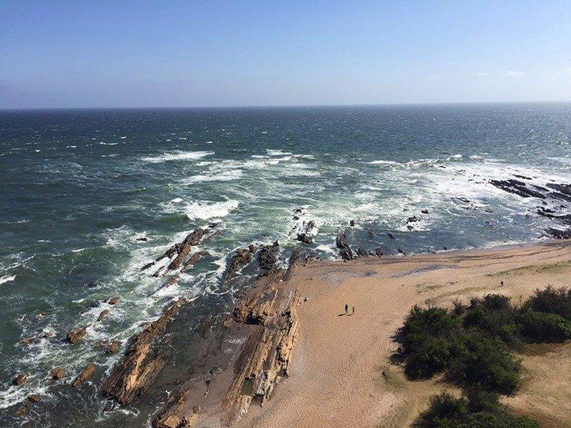 la paloma praia no uruguai verao viajar de carro