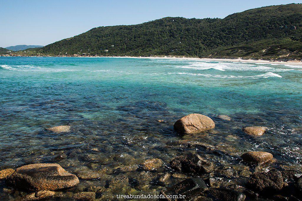 melhores praias florianopolis praia da galheta