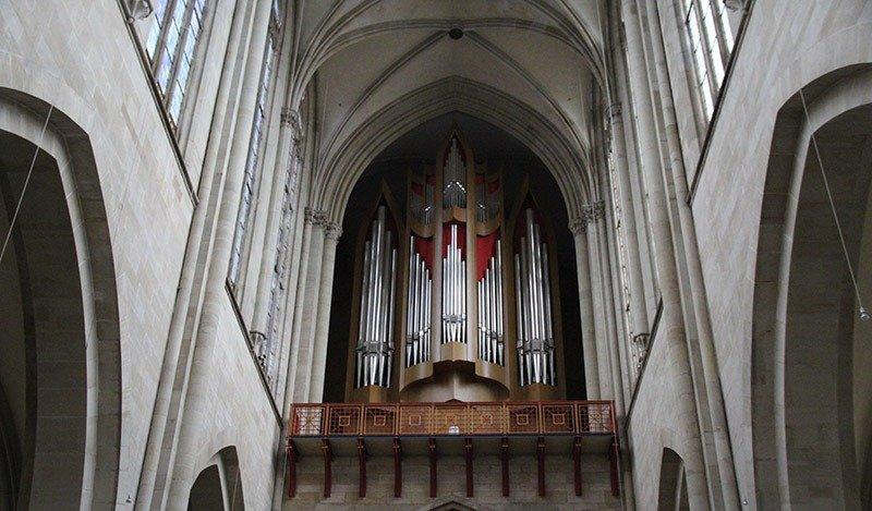 orgao igreja alemanha magdeburg