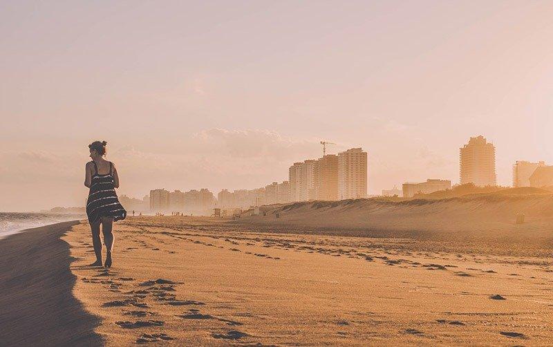 praias de punta del este uruguai