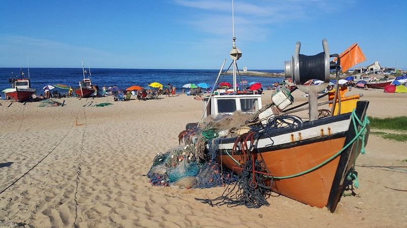 roteiro de praias no uruguai punta del diablo