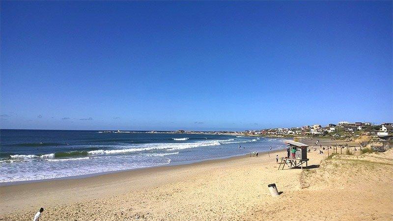 roteiro no uruguai punta del diablo praia