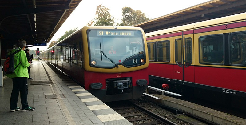 tram transporte publico em berlim