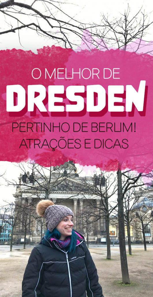 Dicas de Dresden, atracoes, onde se hospedar