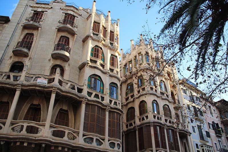 arquitetura palma de mallorca espanha