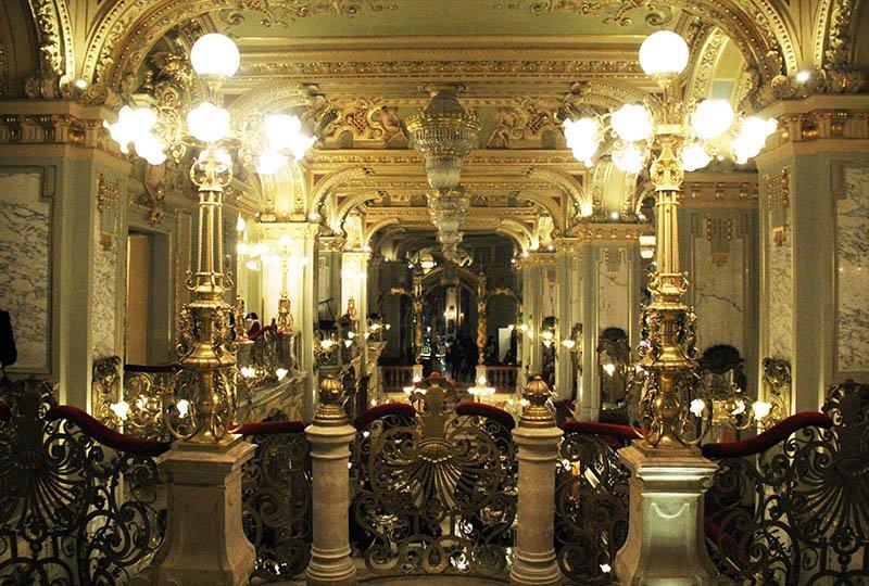 cafeteria de luxo europa budapeste