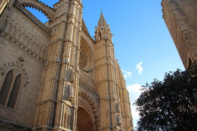 catedral palma de mallorca ilha