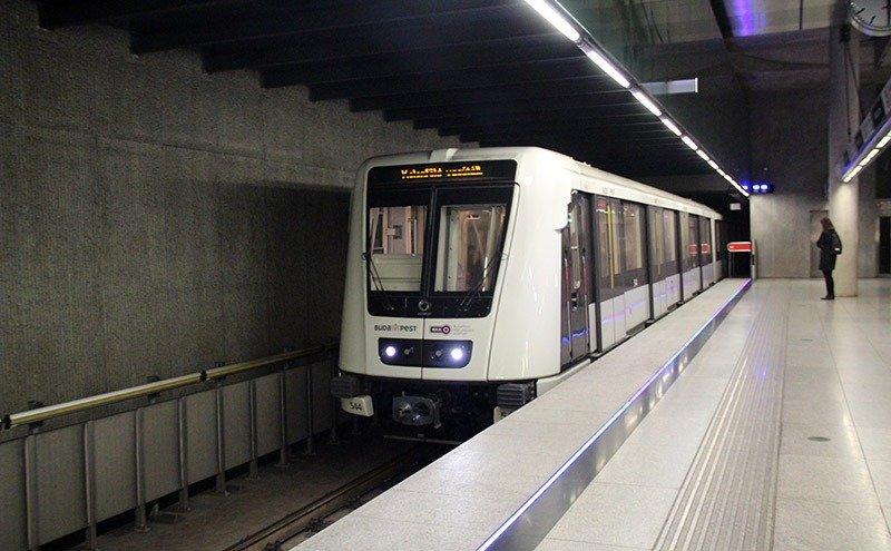 como funciona o metro em budapeste