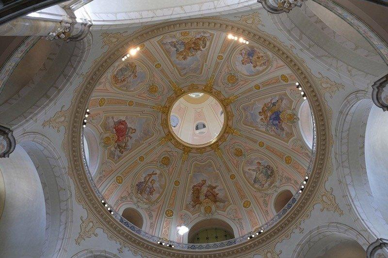 cupula frauenkirche dresden