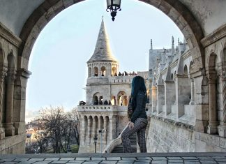 fotos selfie budapeste fishermans bastion