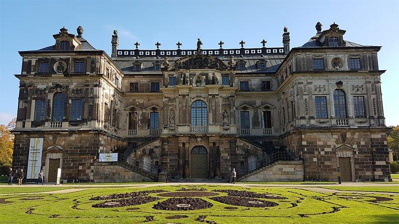 grosser garten dresden palacio jardins