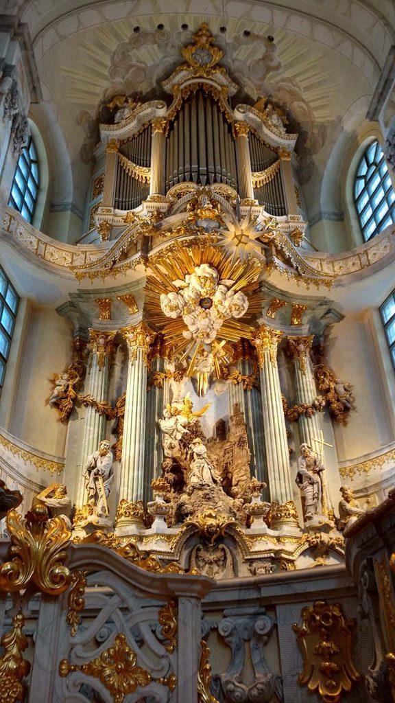 orgao maravilhoso frauenkirche dresden