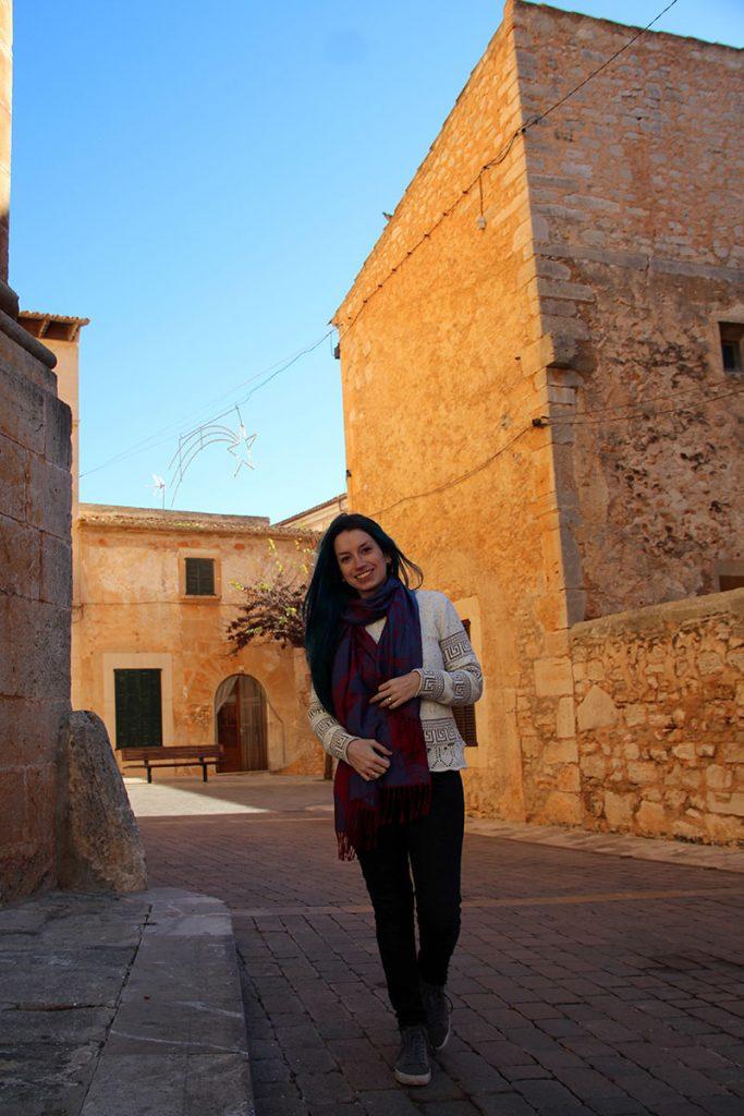 vila rustica santanyi mallorca espanha