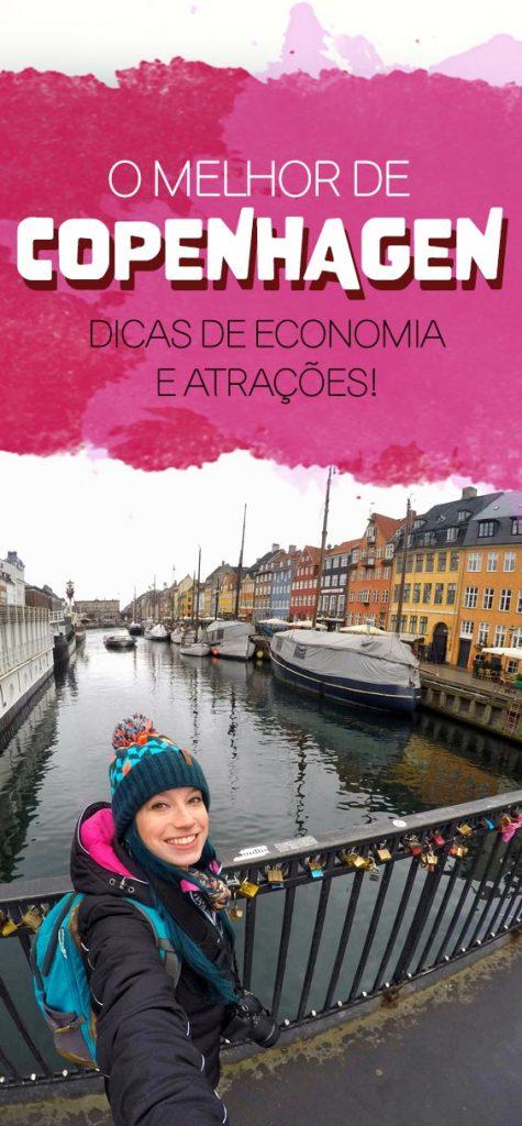 Dicas de Copenhagen, roteiro e como economizar na capital da Dinamarca