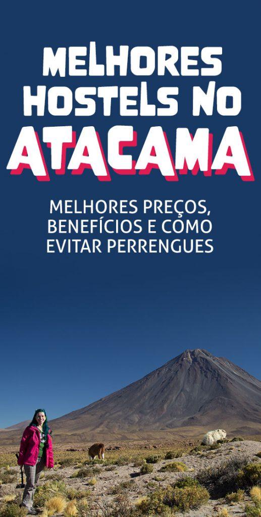 Melhores hostels em San Pedro de Atacama, dicas, preços, onde se hospedar no Atacama