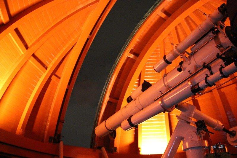 copenhagen astronomia cupula