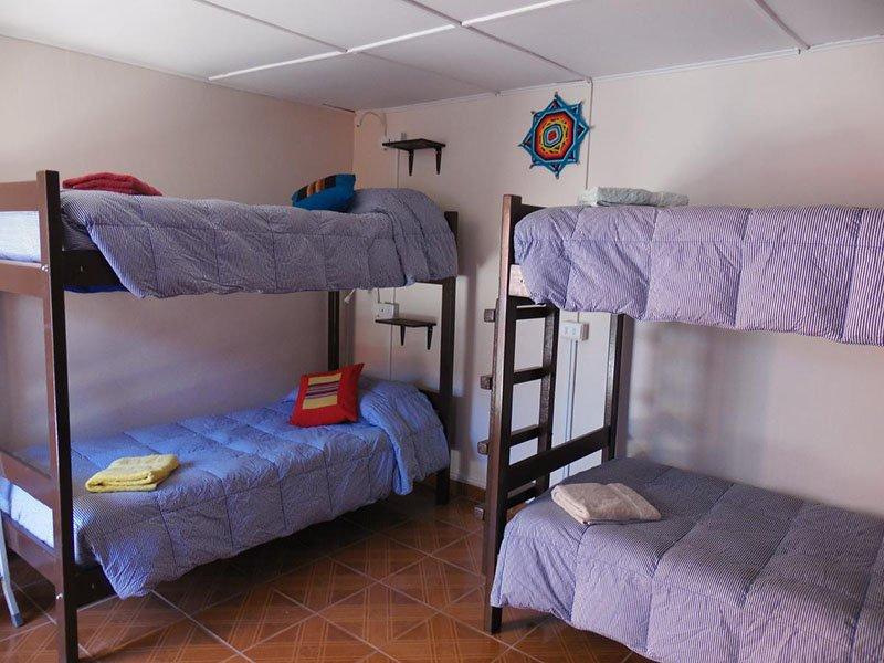 melhores hostels em san pedro de atacama campo base