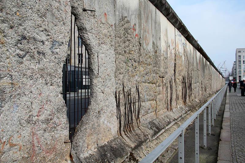 muro de berlim onde ver dicas