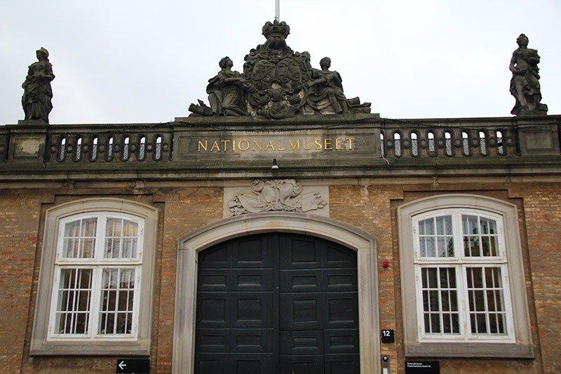 museu nacional copenhagen dinamarca