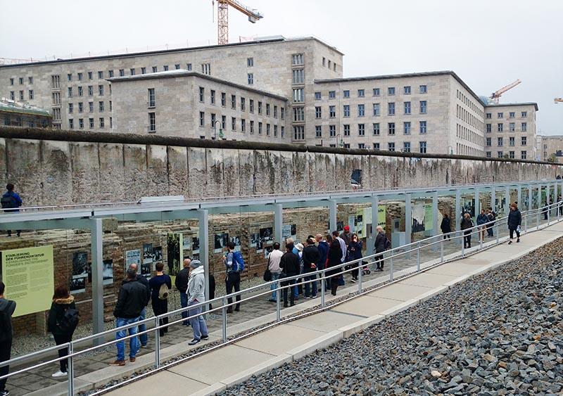 topografia do terror berlim museu holocausto