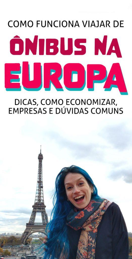 Dicas para viajar de ônibus na Europa, segurança, como economizar e empresas de ônibus