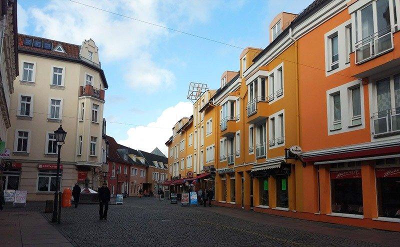 cidade antiga spandau berlim