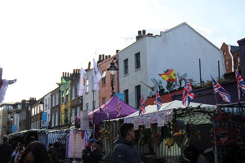 Camden Town Os Mercados Alternativos De Londres Apure