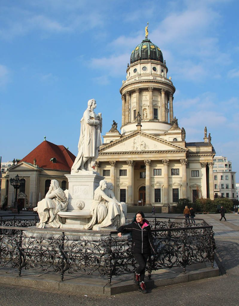 gendarmenmarkt berlim alternativa