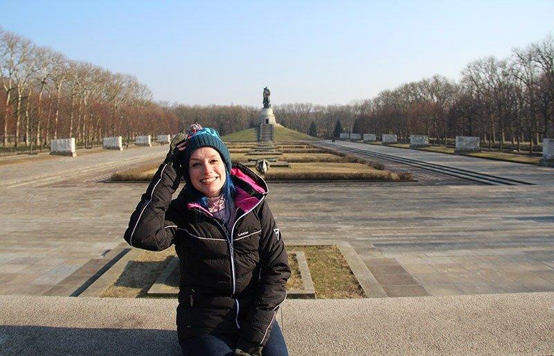 memorial sovietico em berlim treptower park