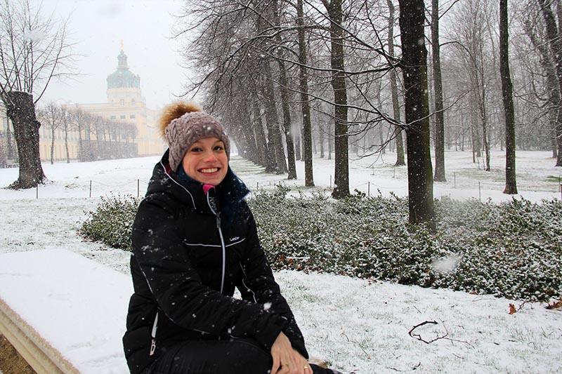 neve em berlim inverno charlottenburg