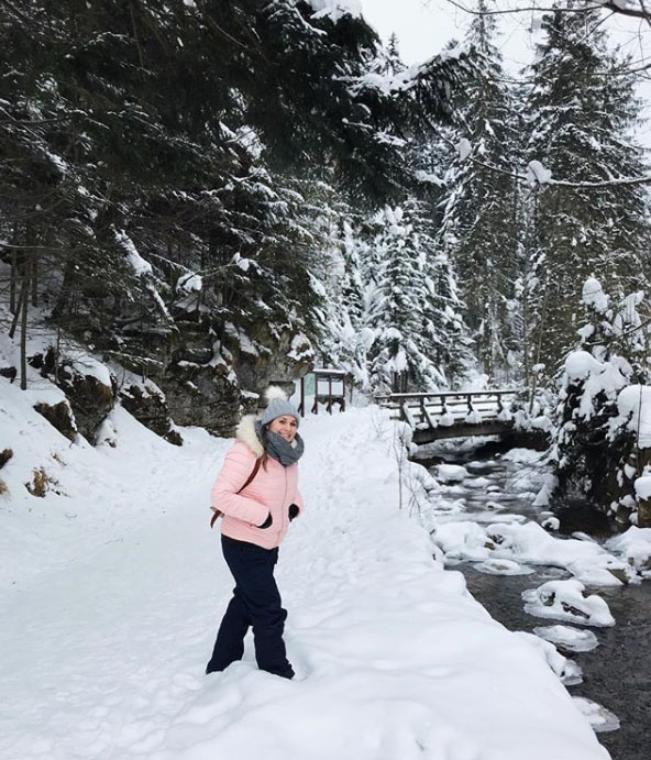 viagem com neve barata europa polonia