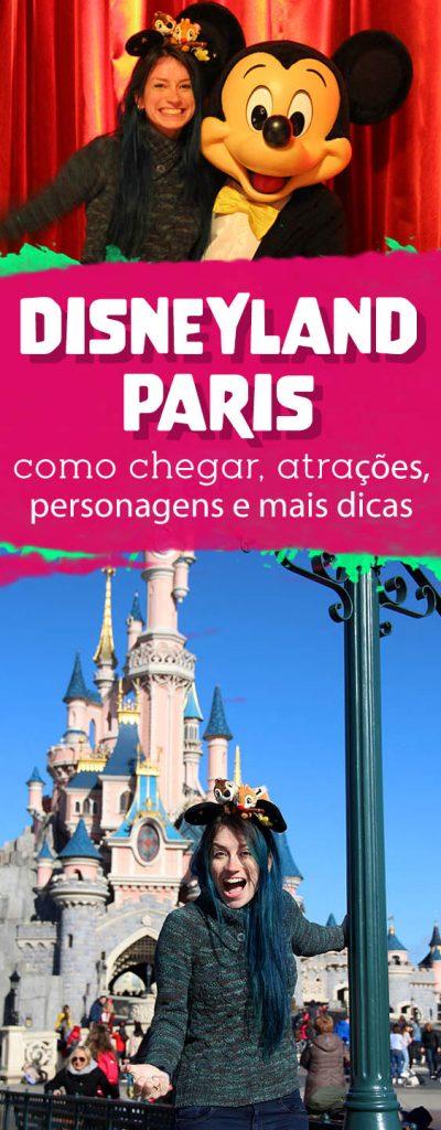 Disneyland Paris, guia para aproveitar o máximo o parque!