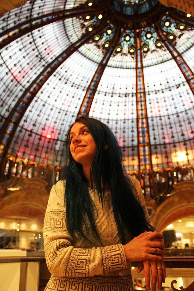 Galeries Lafayette Paris Haussman vale a pena comprar