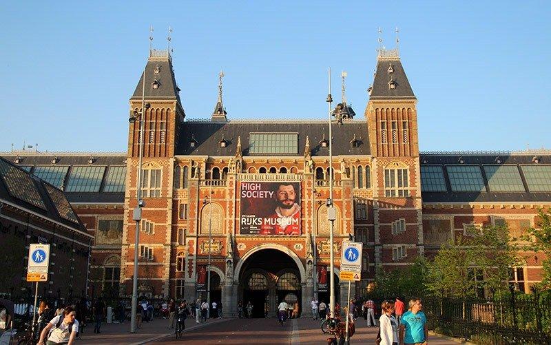 Rijksmuseum o que fazer em amsterdam