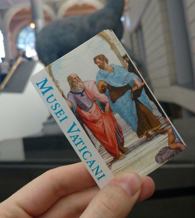 atracoes em roma tickets gastos em roma