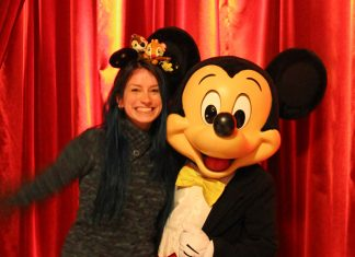 encontrar o mickey na disney em paris