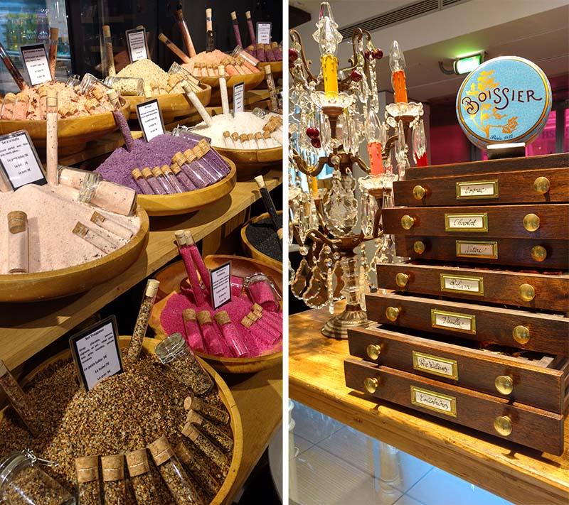 galeria lafayette gourmet comida