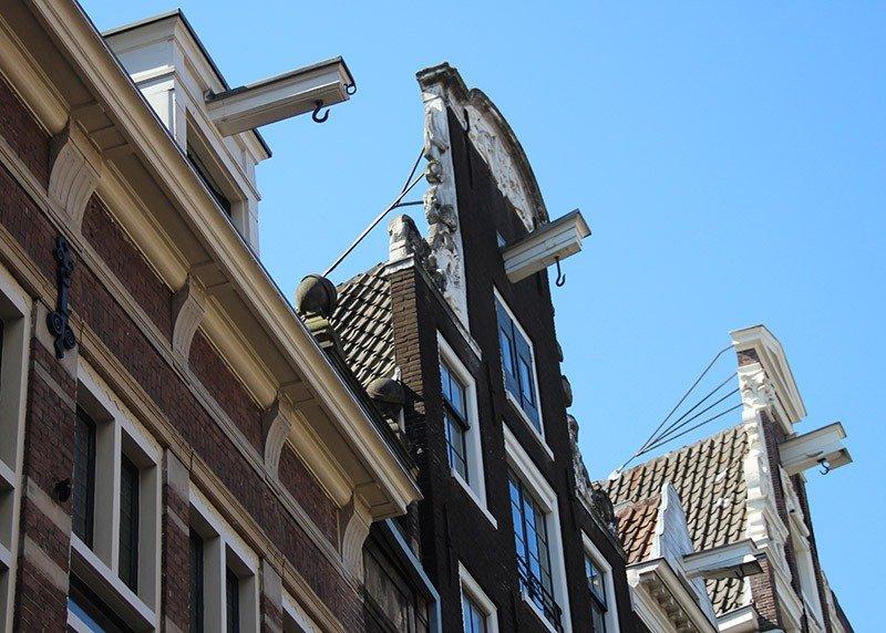 ganchos casas de amsterdam