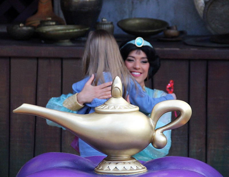 lampada alladin princesa jasmine disneyland