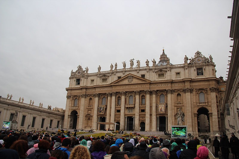 missa do papa no vaticano como ver