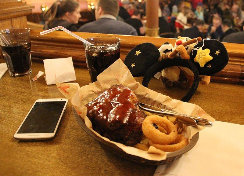 o que comer na disneyland paris