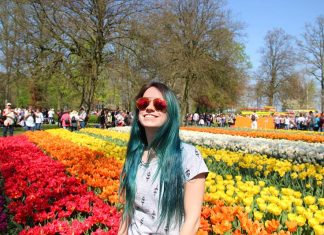 o que fazer no parque de tulipas keukenhof holanda