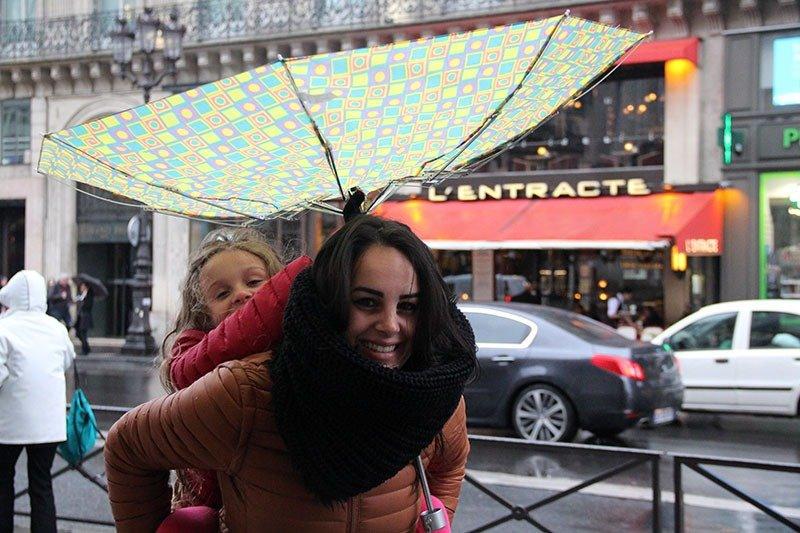 o que fazer num dia de chuva em paris